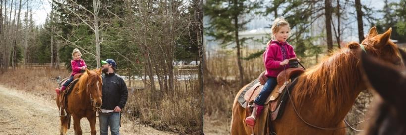 LTTR - Birthday Party Horse Ride